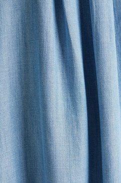 esprit jeansjurk blauw