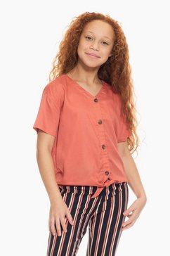 garcia klassieke blouse roze