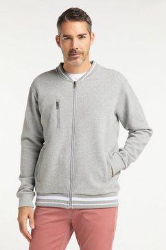 pioneer authentic jeans sweatvest grijs