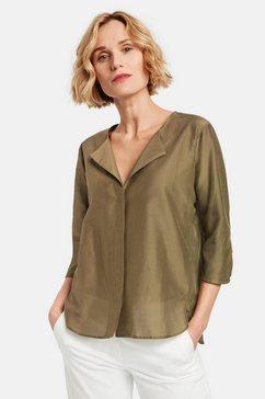 gerry weber blouse met 3-4 mouwen