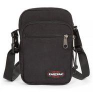 eastpak buiktasje »double one black« zwart