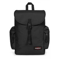 eastpak laptoprugzak »austin+ black« zwart