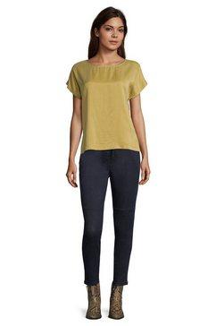 cartoon shirt »unifarben« goud