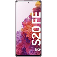 samsung smartphone galaxy s20 fe 5g paars