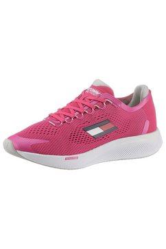 tommy sport sneakers met sleehak ts elite racer women 1
