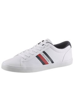tommy hilfiger sneakers »esssential stripes detail sneaker« wit