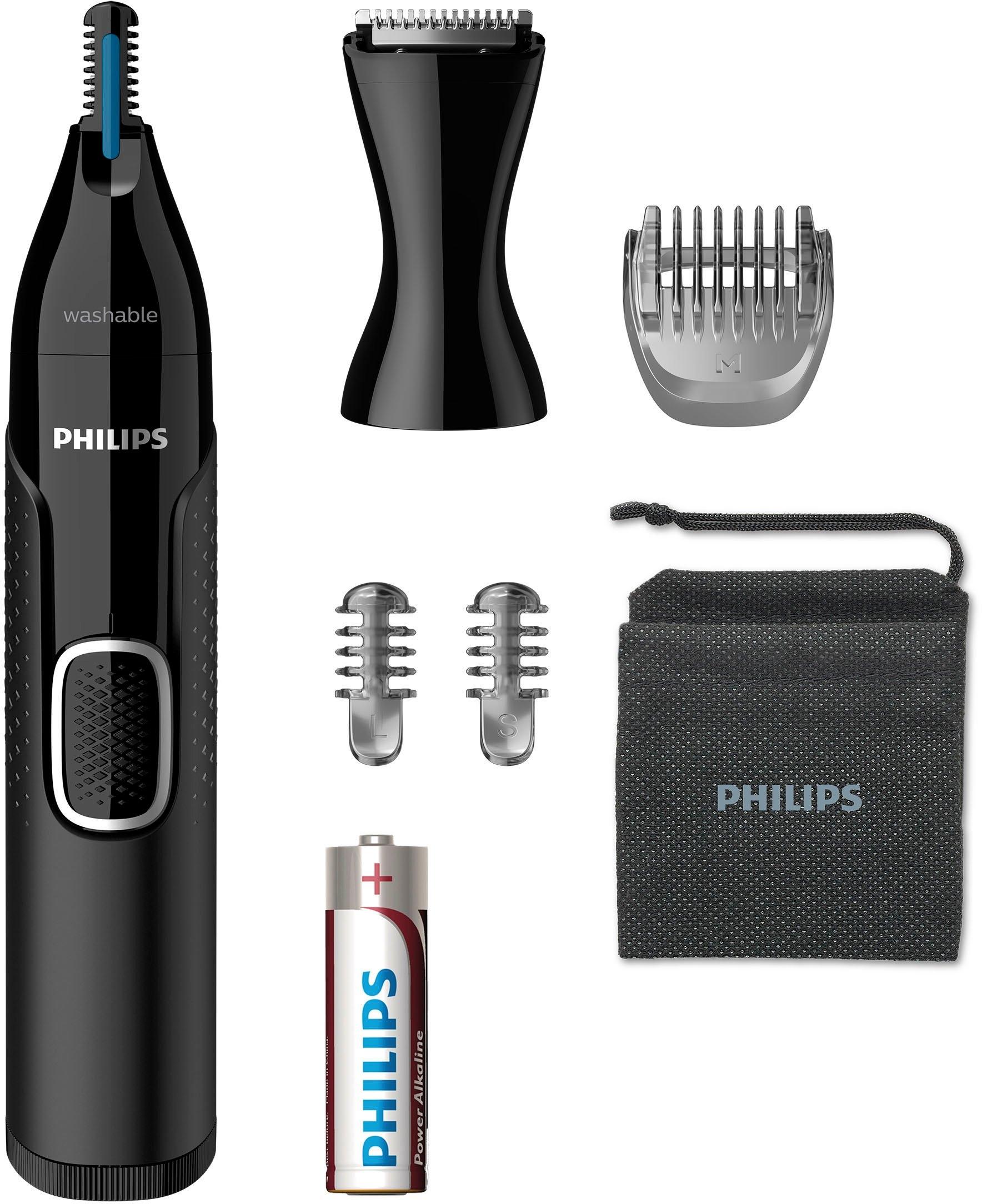 Philips neus- en oorhaartrimmer NT5650/16 ultiem comfort zonder pijn te doen bestellen: 30 dagen bedenktijd