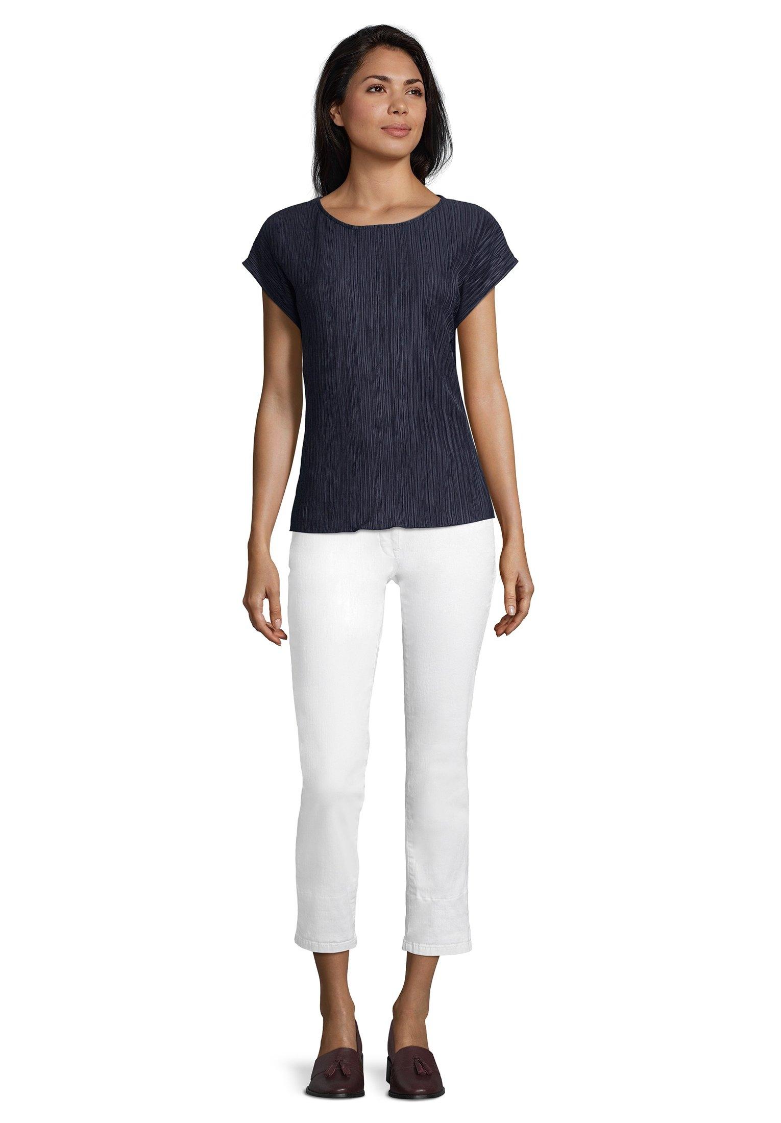 Betty Barclay shirt - halflange mouw »mit Plissee« nu online bestellen