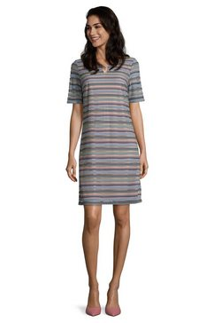 betty barclay kanten jurk multicolor