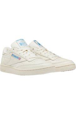 reebok classic sneakers »club c 85 mu« wit