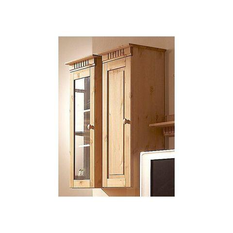 Home affaire hangend kastje Cubrix gemaakt van prachtig massief grenen, breedte 35 cm, hoogte 85 cm