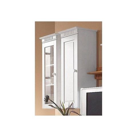Hangend kastje Home Affaire wit vitrinekast 255