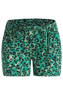 supermom zwangerschapsshort »sea leopard« groen