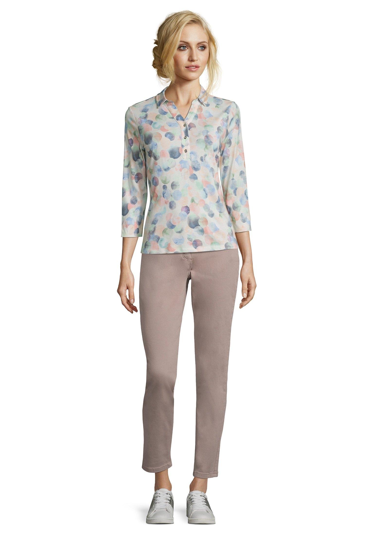 Betty Barclay Poloshirt met kraag nu online kopen bij OTTO