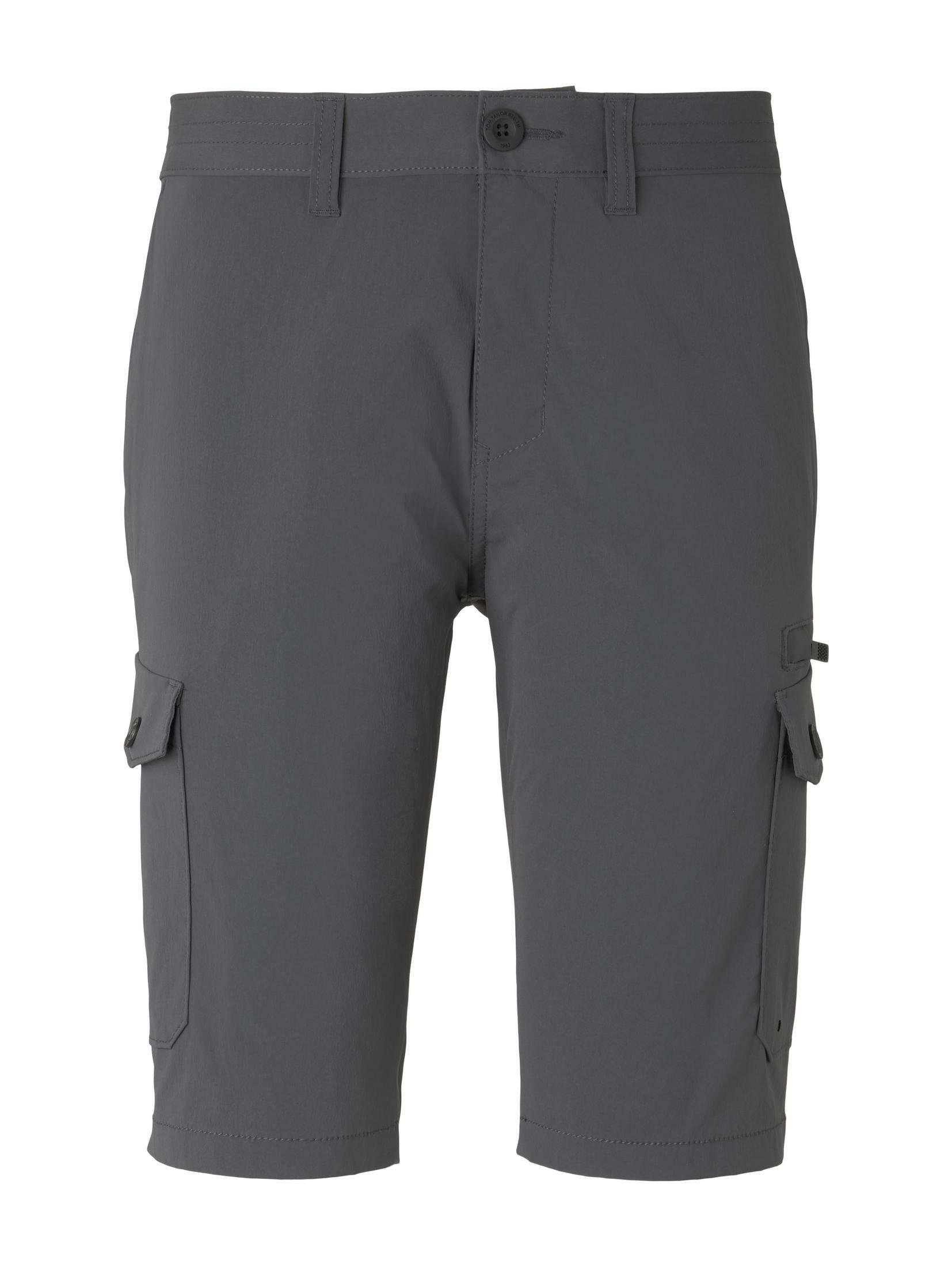 TOM TAILOR short »Funktionale Josh Regular Slim Cargo-Shorts« online kopen op otto.nl