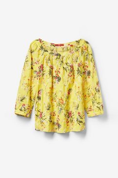 s.oliver blouse geel