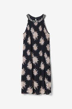 s.oliver black label jurk blauw