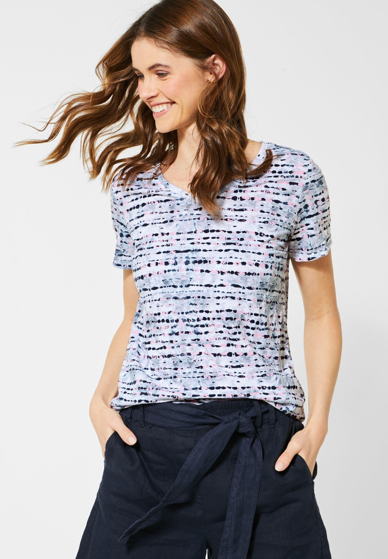 Cecil shirt met V-hals bestellen: 30 dagen bedenktijd