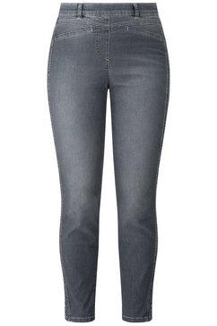 recover pants denim-jogpants grijs