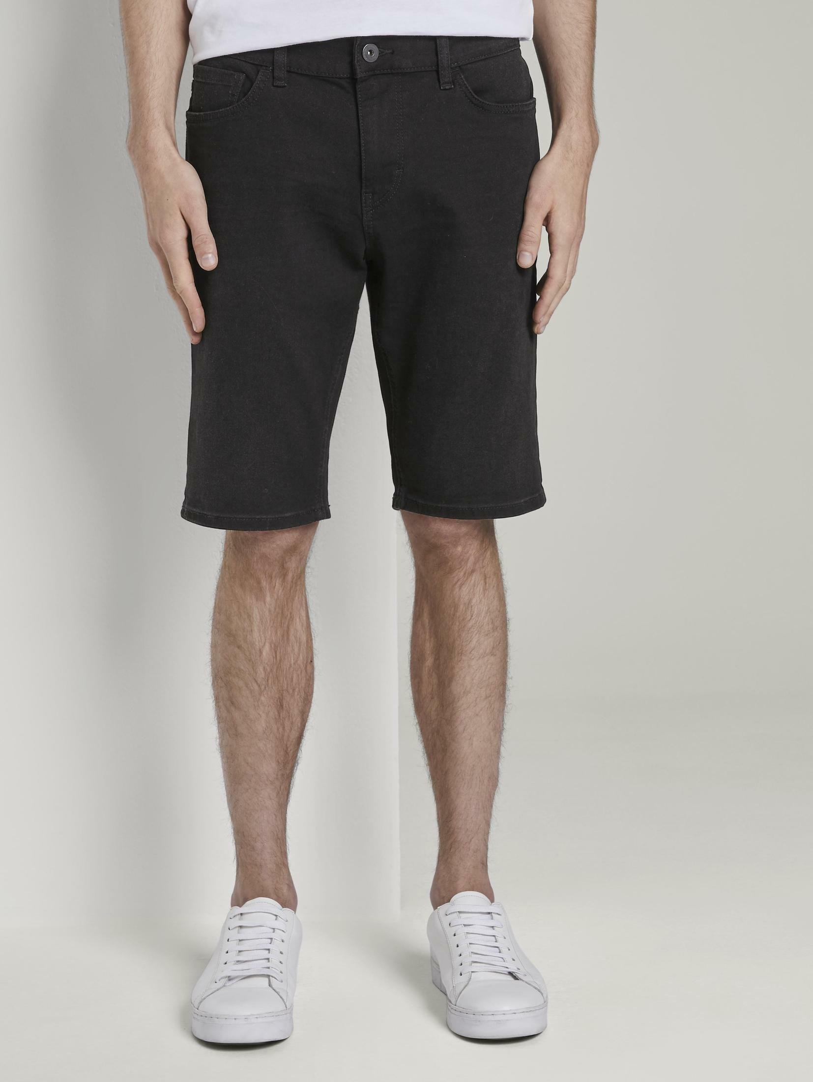 TOM TAILOR jeansshort »Josh Regular Slim Jeans-Shorts mit Superstretch« bestellen: 30 dagen bedenktijd