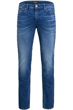 jack  jones slim fit jeans »tim« blauw