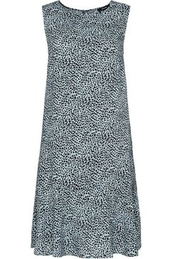 opus jurk in a-lijn »wenola« blauw
