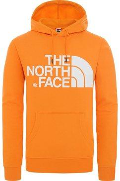 the north face capuchontrui »standard« oranje