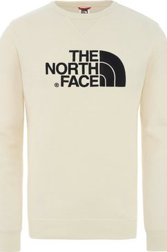 the north face sweatshirt »drew peak crew« wit