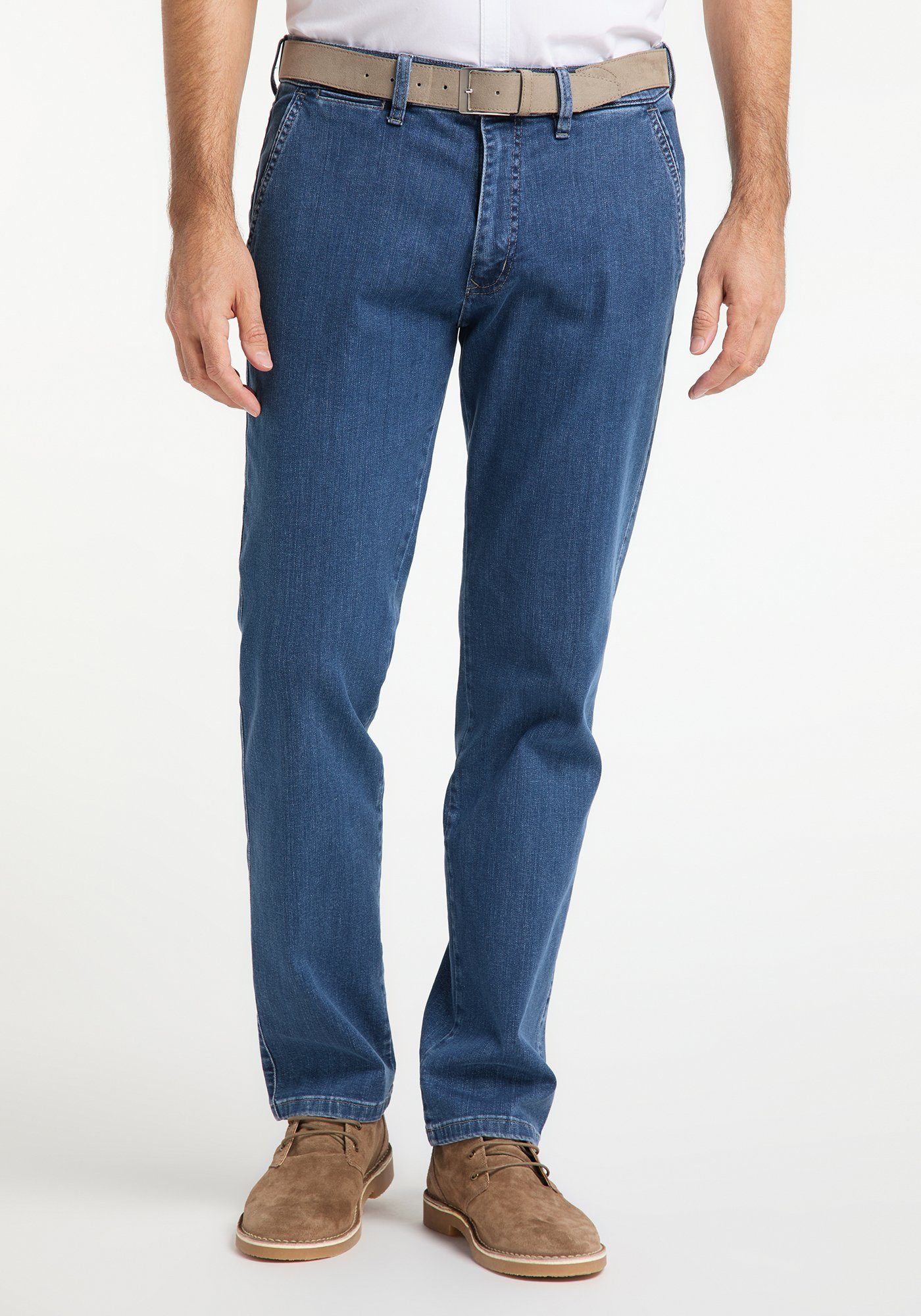 Pioneer Authentic Jeans ROBERT Straight leg jeans blue