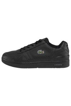 lacoste sneakers »t-clip 0120 2 sma« zwart