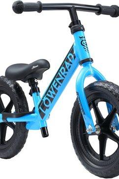 "loewenrad loopfiets ""sport"", 12 inch blauw"