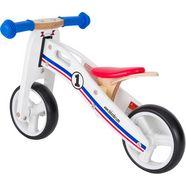 """bikestar loopfiets """"2-in-1"""", 7 inch wit"""