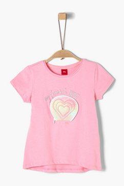 s.oliver t-shirt roze