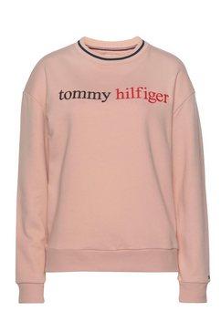 tommy hilfiger sweatshirt roze
