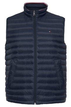 tommy hilfiger bodywarmer »core packable down vest« blauw