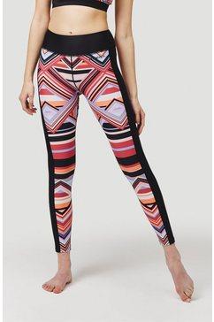 o'neill legging »festi stripe« wit