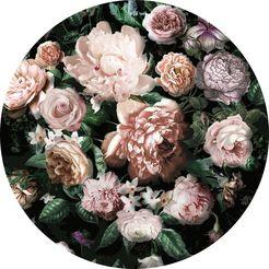 komar vliesbehang »flower couture« multicolor