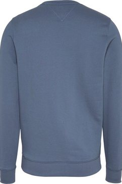 tommy jeans sweatshirt »tjm essential graphic crew« blauw