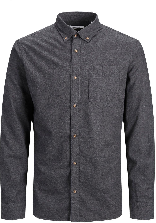 Jack & Jones overhemd met lange mouwen »Classic Melange Shirt« nu online bestellen