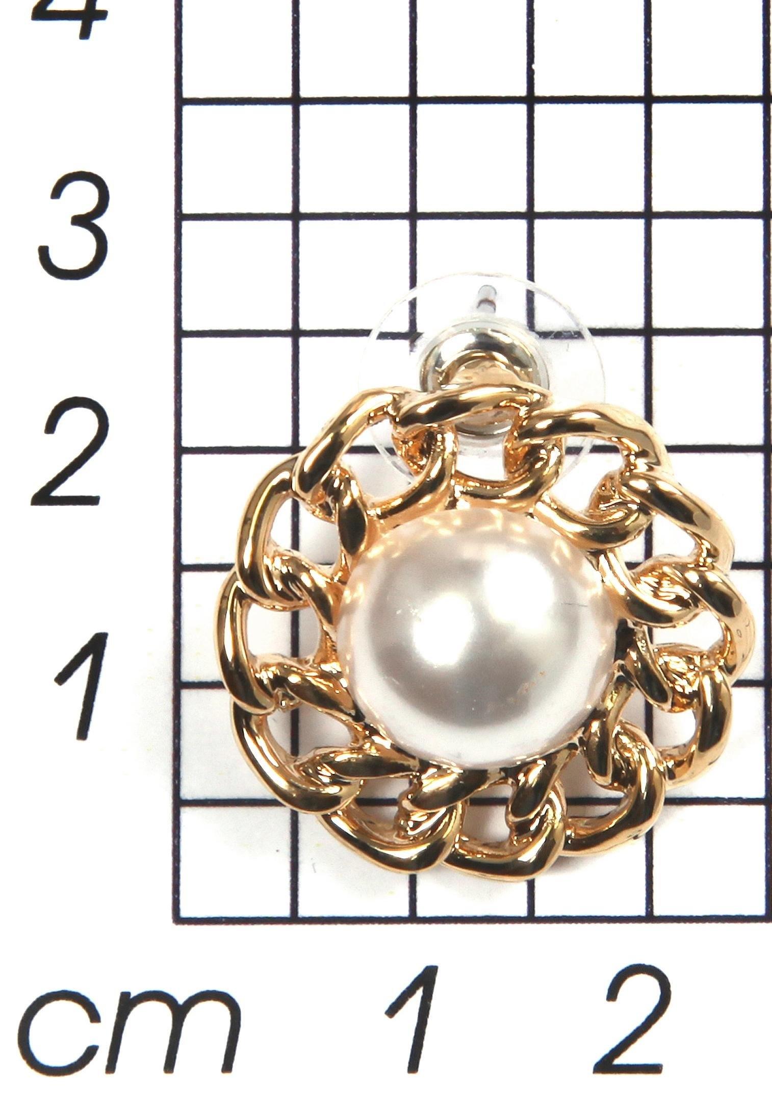 J JAYZ oorstekers »Blume, vergoldet« voordelig en veilig online kopen