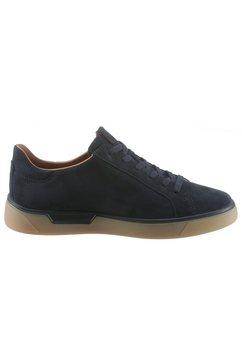 ecco sneakers »street tray« blauw