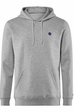 burlington gebreide trui »pullover« grijs