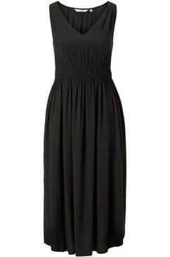 tom tailor maxi-jurk zwart