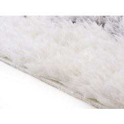 carpetfine hoogpolig vloerkleed »fiona« wit