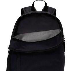 nike sportswear sportrugzak »youth nike elemental backpack« zwart