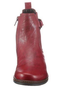 gabor chelsea-boots rood