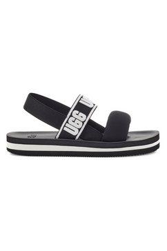 ugg sandalen »zuma sling« zwart