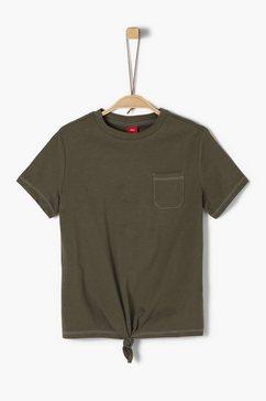s.oliver t-shirt bruin