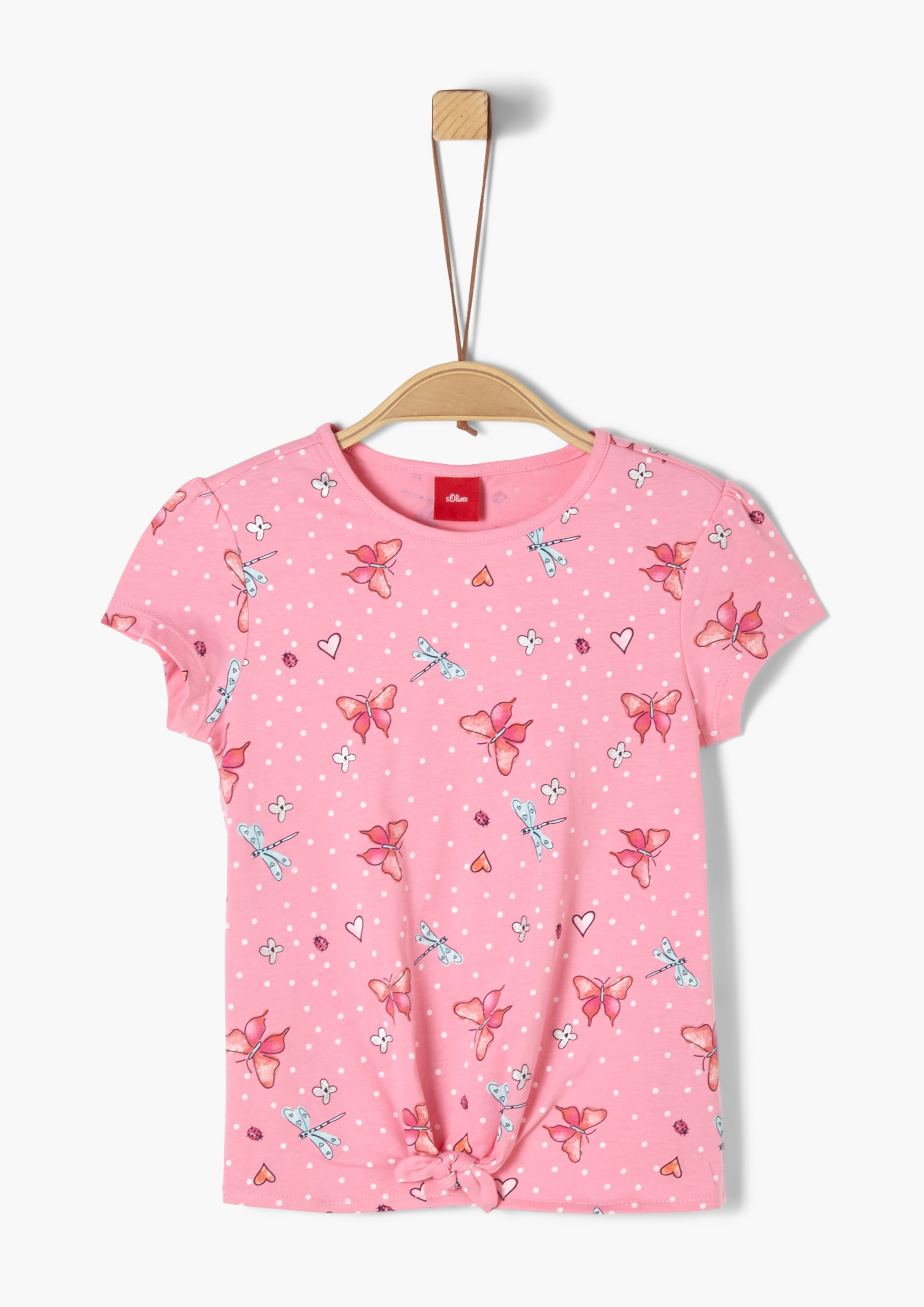 s.Oliver RED LABEL s.Oliver Jerseyshirt_voor meisjes nu online bestellen