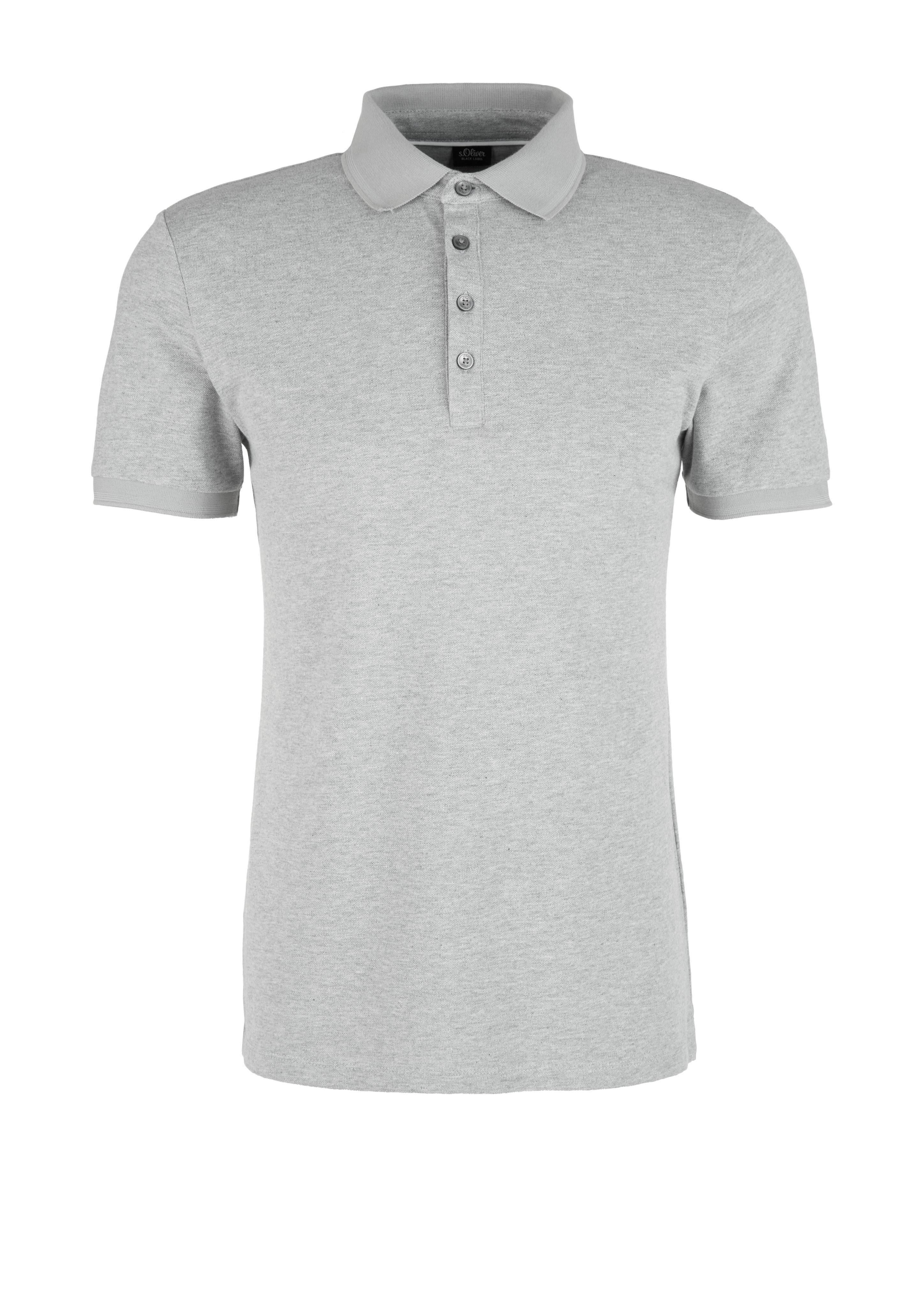 S.oliver Black Label Poloshirt Makkelijk Besteld - Geweldige Prijs